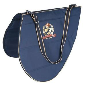 Shires Aubrion Team Protective Saddle Storage Bag in Navy - one size