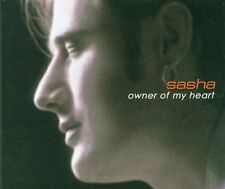 Sasha Owner of my heart (2000) [Maxi-CD]