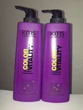 KMS california COLOR VITALITY Shampoo and Conditioner 750ml / 25.3 fl.oz.