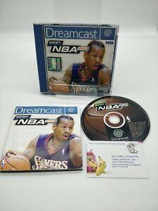 NBA 2k2 DREAMCAST PAL EUR