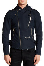 DIESEL J-GIBSON-D NAVY JACKET SIZE M 100% AUTHENTIC