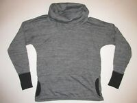 Athleta Women's Batwing and Robin Cowl Neck * Gray * Large * FREE SHIPPING!!