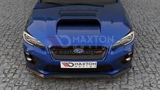 Frontal Divisor (Gloss Negro) - Subaru Impreza Mk4 Wrx Sti 2015 -