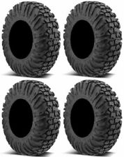 Full set of 4 Efx MotoVator (8ply) Dot Radial Atv Utv Tires 32x9.5-15R