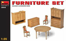 MiniArt Models 1/35 Furniture Set