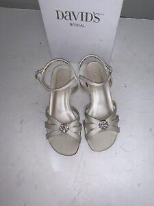 David's Bridal Girls' Shoes for sale | eBay
