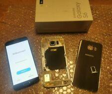Samsung Galaxy S6 SM-G920F LCD Display Bildschirm mit Rahmen Displayeinheit