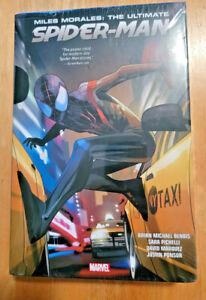 MILES MORALES: THE ULTIMATE SPIDER-MAN OMNIBUS~ MARVEL HARDCOVER  **