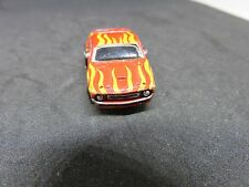 MICRO MACHINES  Ford 69 Mustang GT 500 rouge snap backs Galoob snap back