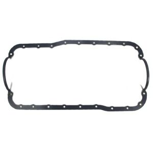 Moroso 93167 Oil Pan Gasket; Ford 460 Early Style 1Pc. NEW
