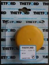 THETFORD CASSETTE TOILET C2 C3 C4 DUMP CAP IN YELLOW 1638478