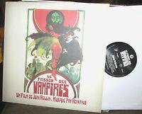 Acanthus '71 Le Frisson des Vampires NM LP RE Rollin french prog psych-funk WOW!