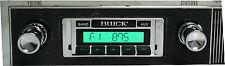 1966-1967 Buick Skylark AM FM Stereo Radio USA-230 200 watts Auxiliary inputs _