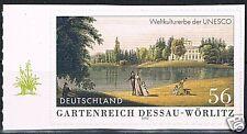 2277 **  BRD 2002, skl. aus MH 49, Gartenreich Dessau