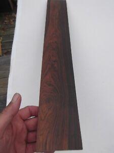 Brazilian Rosewood (Dalbergia Nigra) Fret luthier- old growth