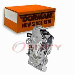 Dorman Front Right Door Latch Assembly for 1988-2000 Chevrolet C35 Body xt
