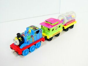 Thomas Take Along & Play Easter Jelly Bean Metal Diecast N Play Learning Curve