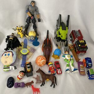 BOY Junk Drawer Lot Toys Children Mixed Lot Toy Kid Surprise Free shipping