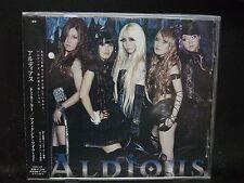 ALDIOUS Dominator/I Don't Like Me JAPAN CD Raglaia Galmet Crying Machine