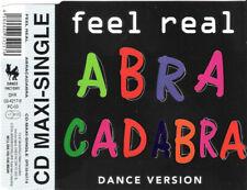 FEEL REAL - Abracadabra 4TR CDM 1994 EURODANCE / VERY RARE!!!