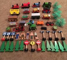 Thomas & Friends Vehicles and Wooden Road Accessories Assortment