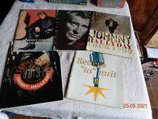 JOHNNY HALLYDAY LOT DE PROGRAMMES DE CONCERT