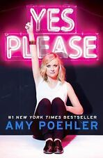 Yes Please by Amy Poehler (2014, Hardcover)