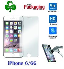 "Premium Tempered Glass™ For Apple iPhone 6 6G 4.7"" Screen Protector Film Guard"