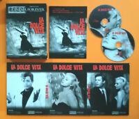 DVD Film Ita Commedia LA DOLCE VITA federico fellini mastroianni no vhs lp (D7)