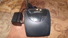 RadioShack 12-256 Vintage Weather Radio with Talking Clock with Power Supply