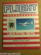 FLIGHT INTERNATIONAL - USA 1776 1976 - 3 July 1976