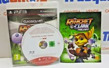 Ratchet & Clank Trilogy HD Collection PS3