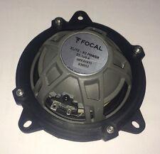 Focal ES100K adaptor rings for BMW