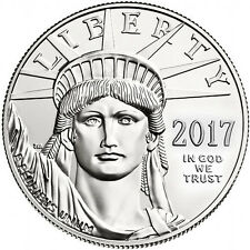 2017 1 oz American Platinum Eagle Coin (BU)