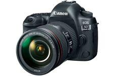 Canon EOS 5D Mark IV EF 24-105mm f/4L IS II USM Lens Kit - Black