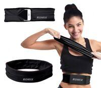 Urcover® Größe L Spandex elastischer Sport Lauf Gürtel mit Tasche Fitness Yoga