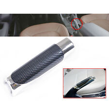 Chic Auto Car Carbon Fiber Style Hand Brake Protective Handle Cover Decor Cover