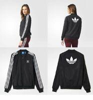Women's adidas Originals Superstar Track Jacket Black BK5931