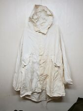 RARE Korean War US Army USMC Snow Camo Jacket + Pants Trousers Military Clothes