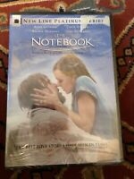 The Notebook (DVD, 2011, Canadian) factory sealed brand new