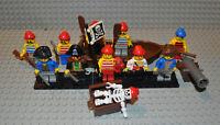 Lego Piraten pi055 pi035 pi057 gen010 etc + 4738ac01 2561 2530 2527 x110c01 2551