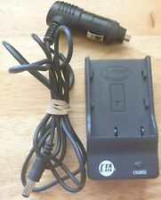 CTA TRAVEL CHARGER for MINOLTA NP-400. Comes with car adapter.
