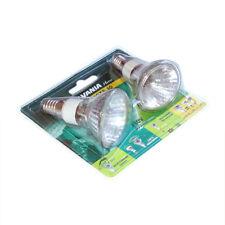 2x Sylvania Hi-Spot R50 Lámpara halógena reflector 40w E14 PAR16 25°