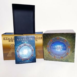 Stargate SG-1 The Complete Series DVD 2007 54 Disc Collectors Edition Box Set