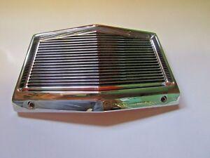 Mopar 66 67 68 69 70 Coronet Charger Roadrunner GTX Console back plate NEW