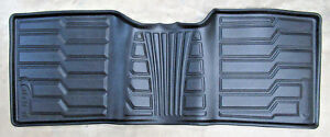 CATCH-IT 383004-B BLACK REAR ONLY FLOOR MAT FORD 04-08 F-150 SUPER CREW