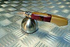 Opinel Custom N° 8 Lame inox * Amarante, Bois de Fer, Frêne ....*