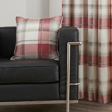 Just Contempo Country Checked Decorative Cushions