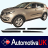 KIA Sportage 5D Mk3 Rubbing Strips |Door Protectors | Side Protection Mouldings