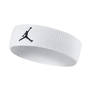 Brand New Unused Nike Air Jordan Jumpman Headband White Black Red AC4093 101 010